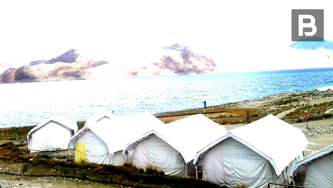 Beyond Stay Norling Camp, Pangong