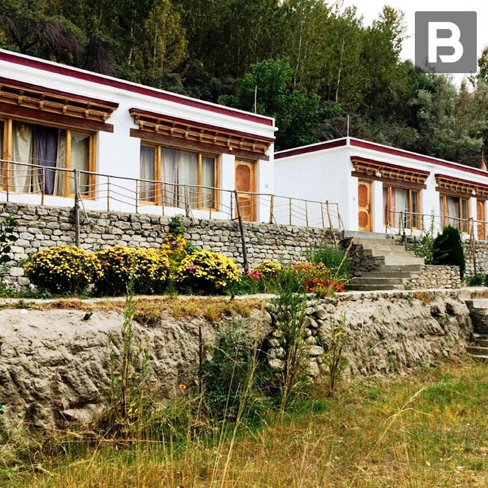 Beyond Stay Lharje Resort, Nubra Valley