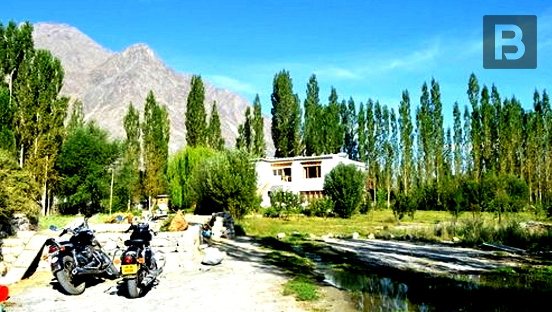 Beyond Stay Lharje Resort, Nubra Valley