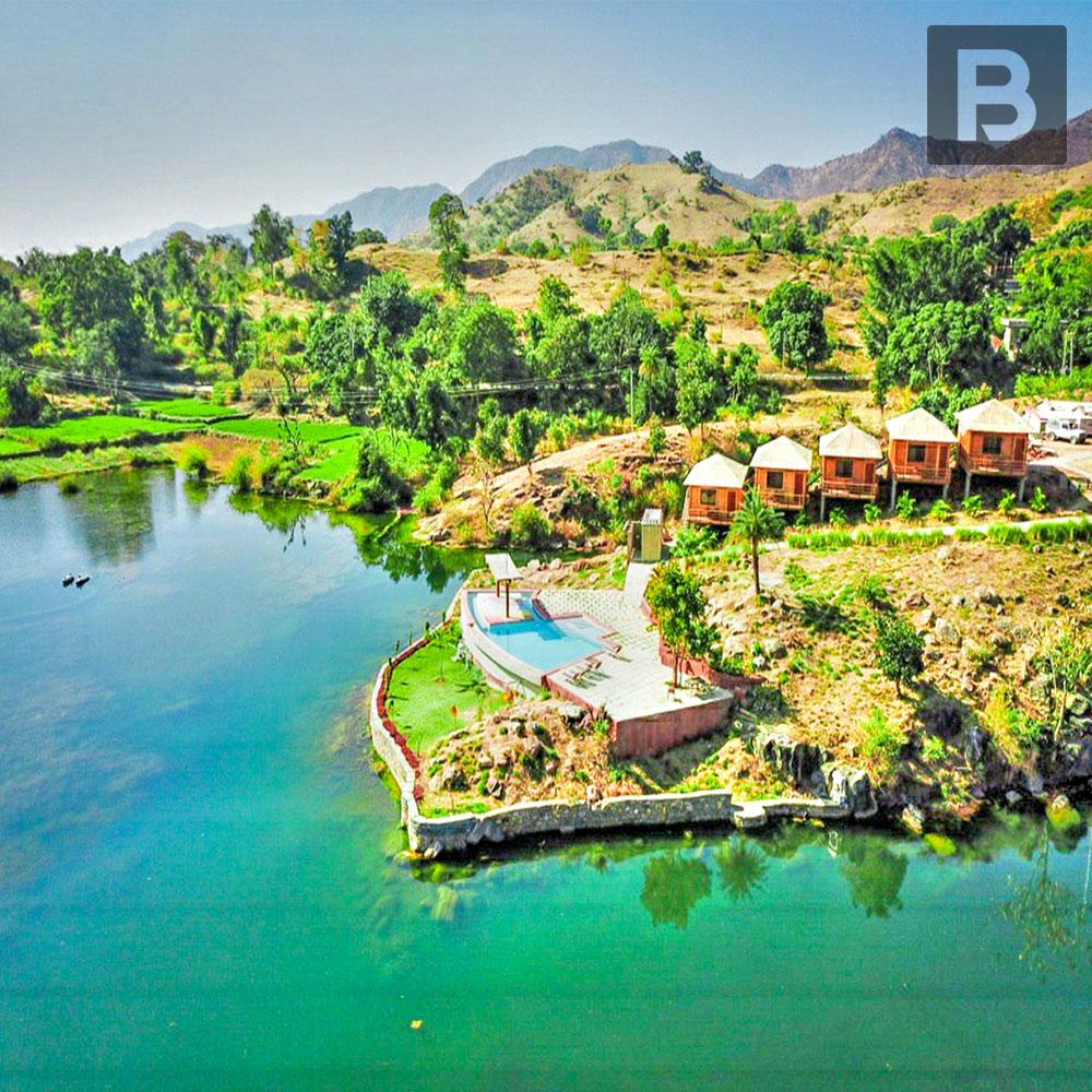 Beyond Stay Lake Alpi, Kumbhalgarh