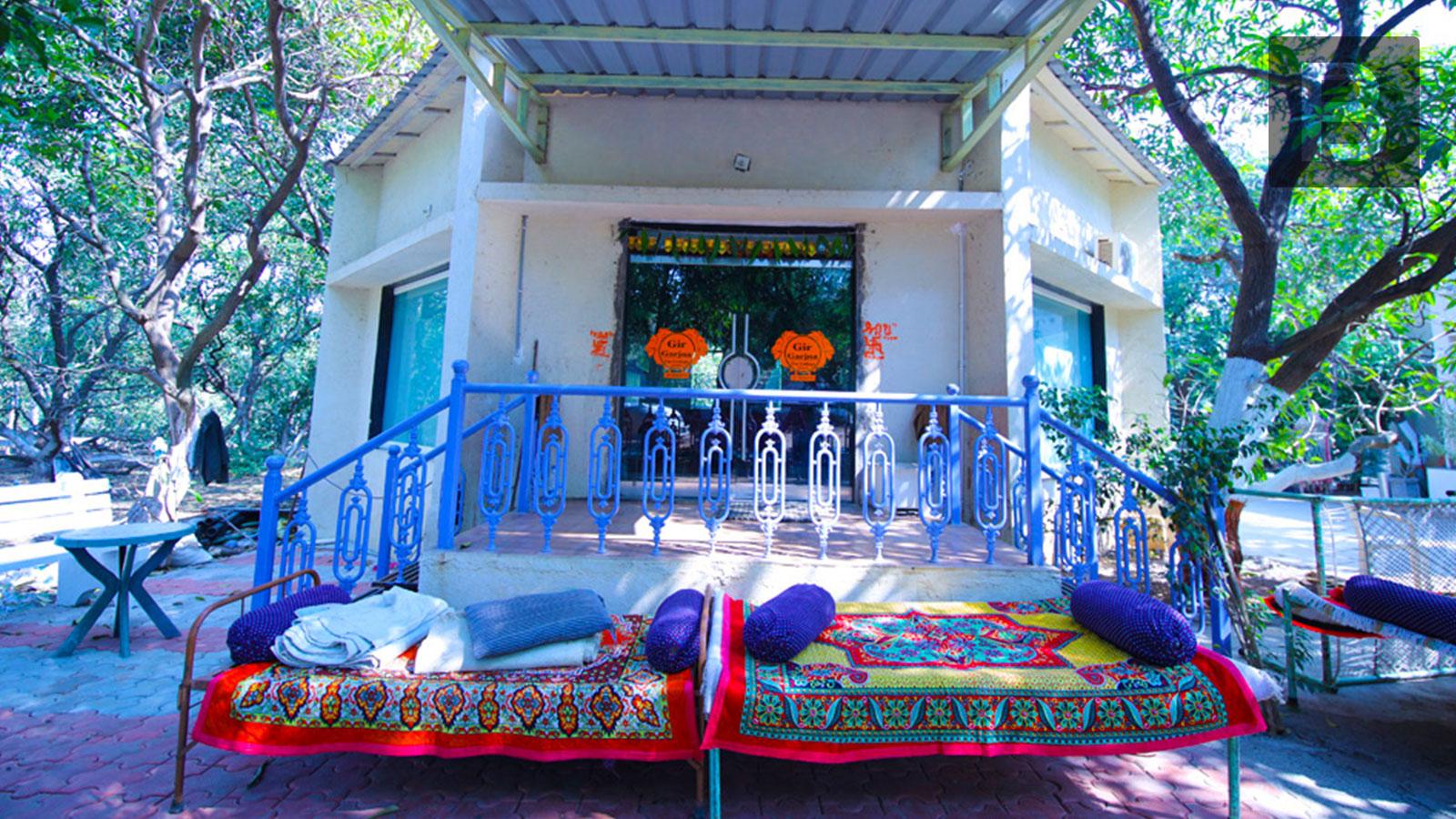 Beyond Stay Gir Garjana The Cottage