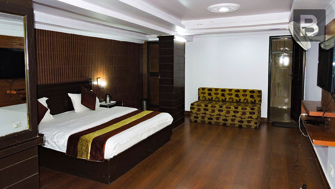 Beyond Stay Paradise Continental, Mussoorie