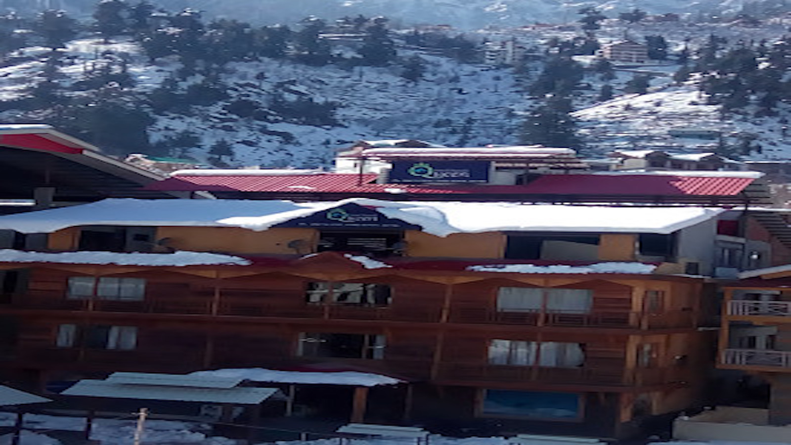 Beyond Stay Hotel Manali Queen