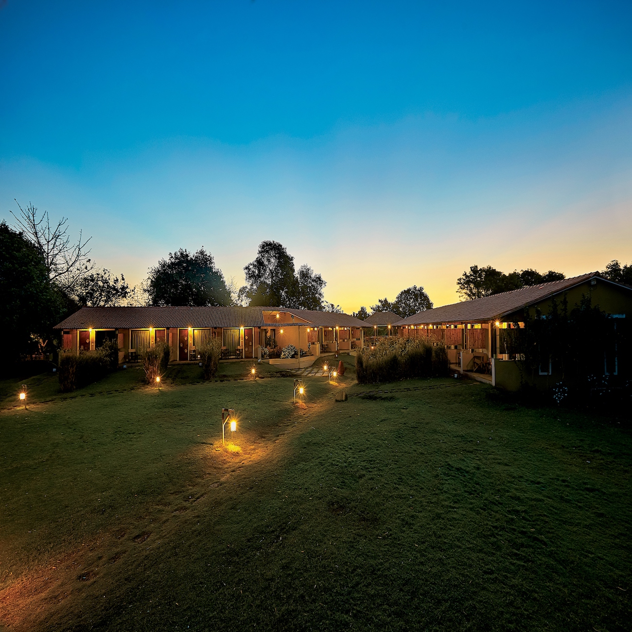 Asiatic Lion Lodge by Beyond Stay, Gir