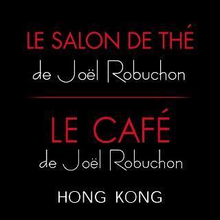 Le Salon de Thé de Joël Robuchon Hong Kong