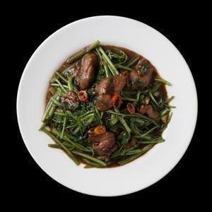 沙茶炒牛肉