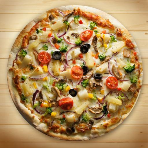 素食鮮蔬 Vegetarian