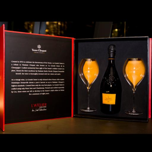 10th Anniversary Limited Champagne Gift Set