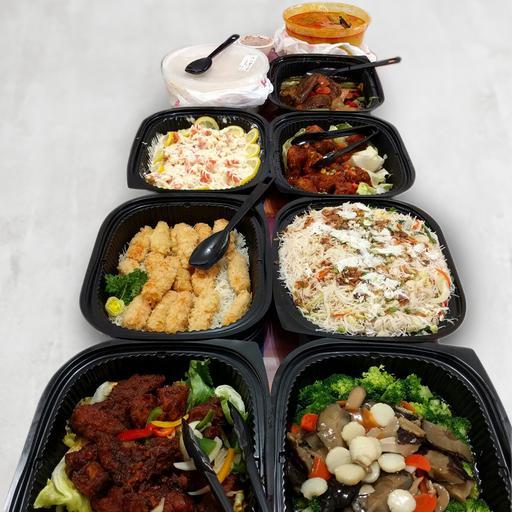 11 Dishes, 1 item per course (Min 15 Pax)