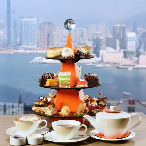 23rd Jun 2019 - The Grand Tea Time for Two (VOUCHER)