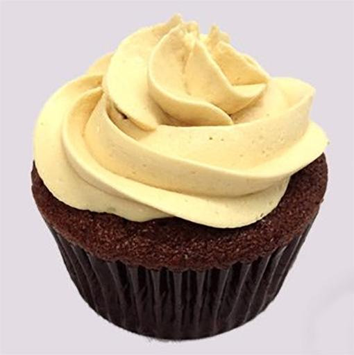 Brown Velvet Cupcakes - RECOMMENDED