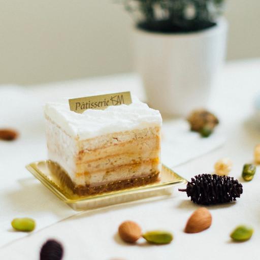 榛果奶油蛋糕| Marjolaine (單份)