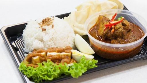 20104 Rendang Beef with Rice