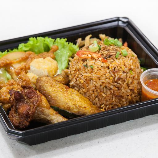 20141 Meals Fried Rice