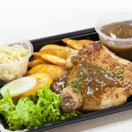 20181 Black pepper Grilled Chicken Chop