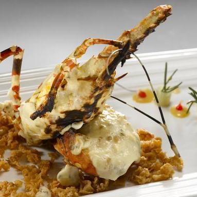 206 Salt & Pepper Lobster 七味粉椒盐龍虾