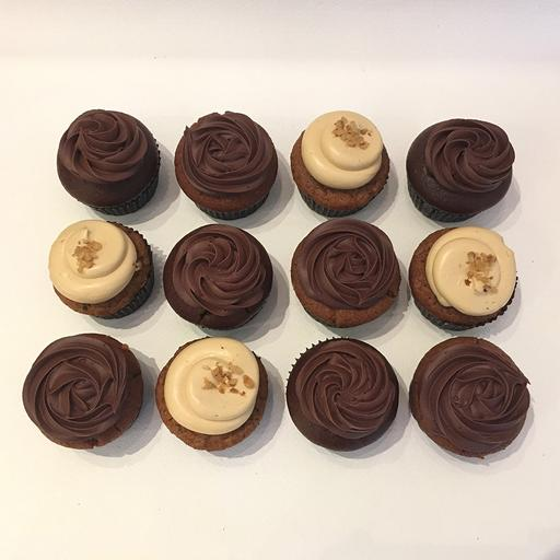 Assorted Daily Gluten-Free Cupcakes