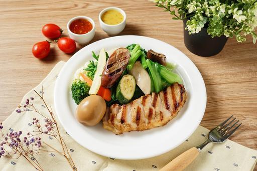 25.豬肉低碳餐 pork
