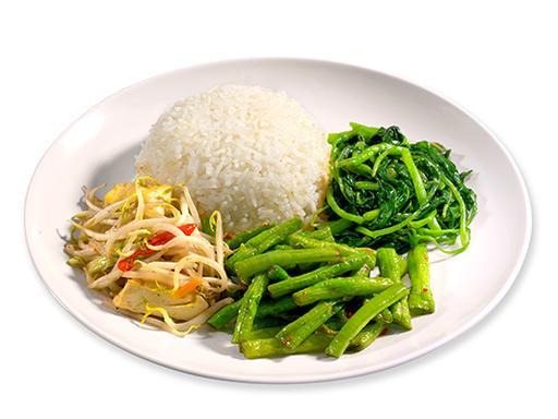 3 Veg 3菜