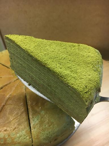 包種茶千層