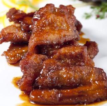 405 Pan Fried Kurobuta Pork  ~ 香煎黑豚肉