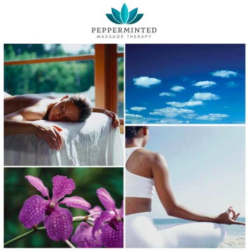 $40 OFF Your First PepperMinted Massage Therapy