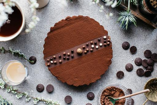 貝禮詩生巧克力