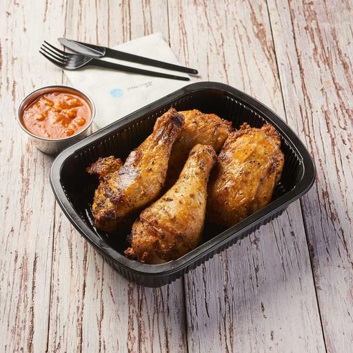 地中海烤雞分享餐盒(4塊)