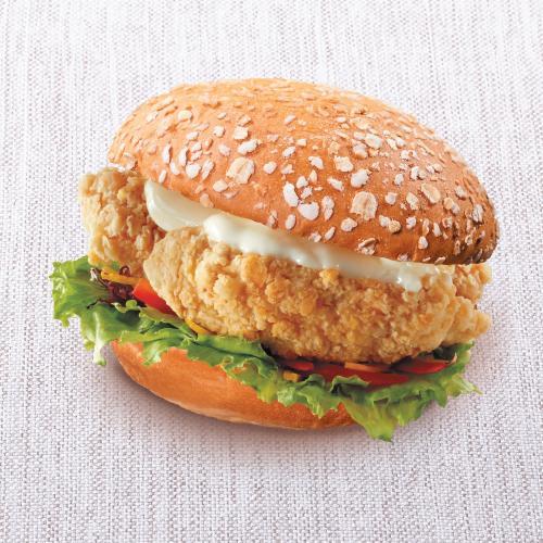 ⑤咔滋雞柳堡