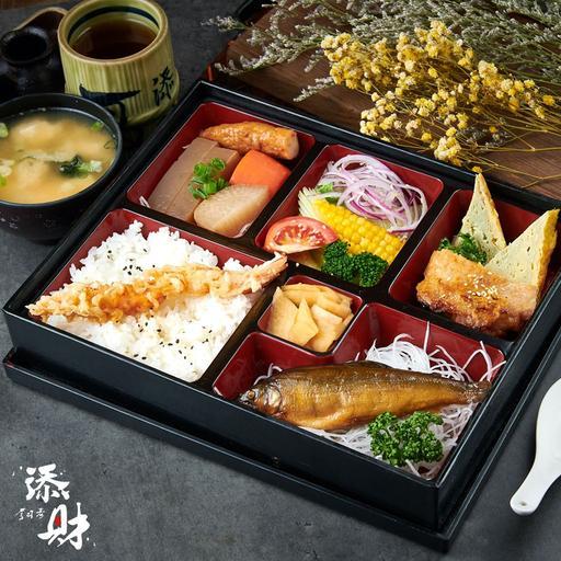 日式商務定食