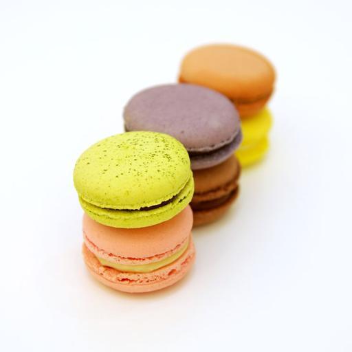 5 Macarons Set