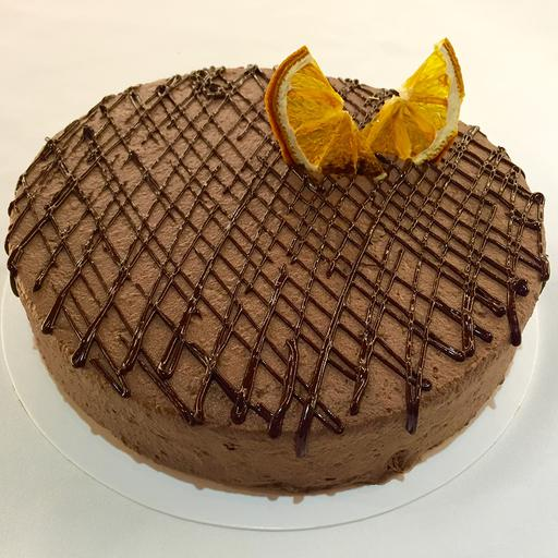 Orange Chocolate - RECOMMENDED