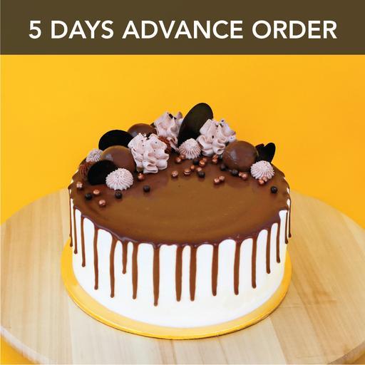 "7"" Signature Cake (5 days advance order)"
