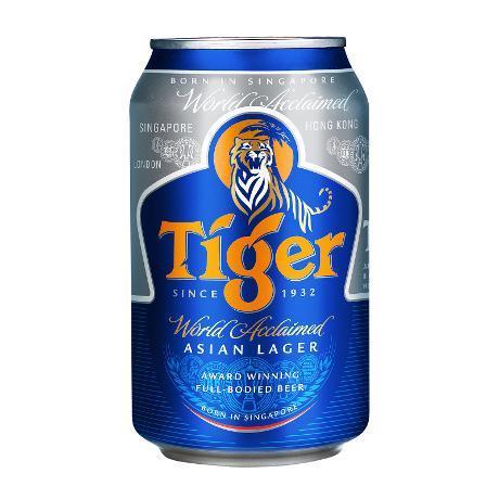 806 Tiger Beer 老虎啤酒