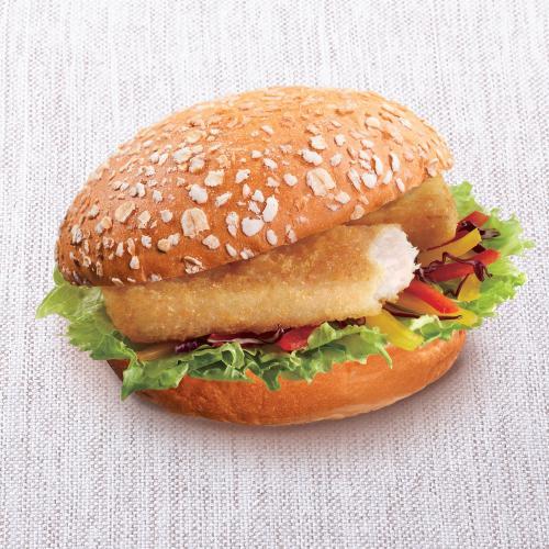 ④德意鱈魚堡