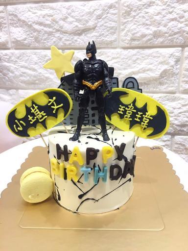 蝙蝠俠-玩具版