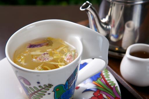 絲路花草茶