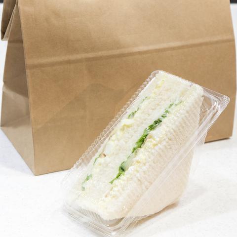 10105 Egg Mayo Sandwich (wholemeal)
