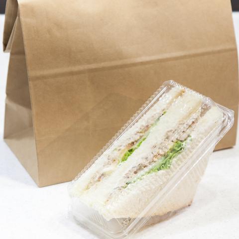 10106 Tuna Sandwich (white bread)