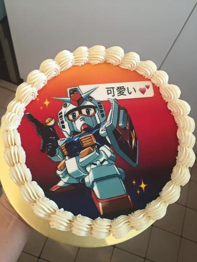 "ADVANCED ORDERS ONLY - Icing Image Cake (""Photo Cake"")"