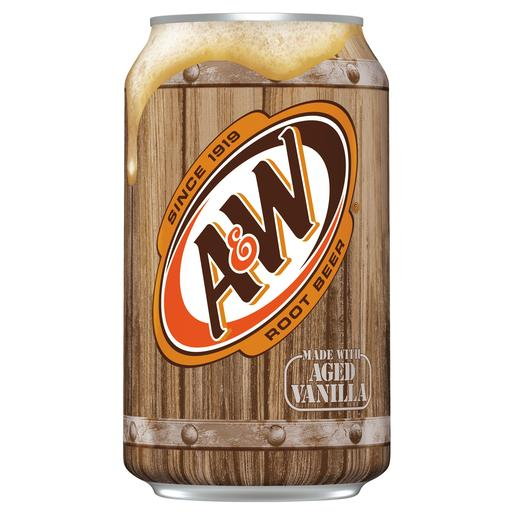 A&W Root Beer 沙士