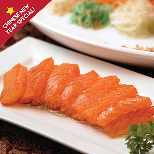 Add On Item! Sliced Salmon