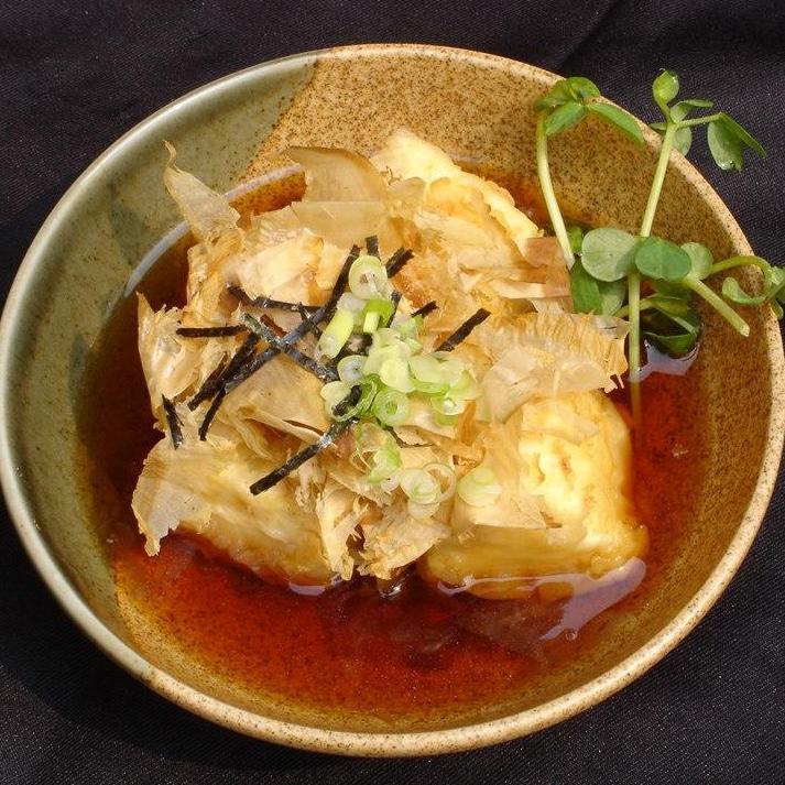 Age Tofu (日式炸豆腐)