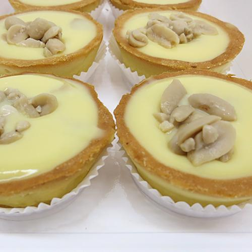 All Peanut Bean Curd Tarts (8pcs/box)