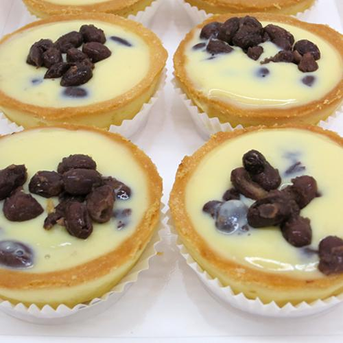 All Red Bean in Bean Curd Tarts (8pcs/box)