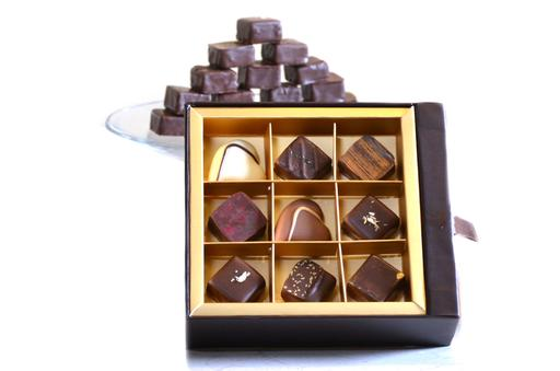 Assorted Chocolate Pralines