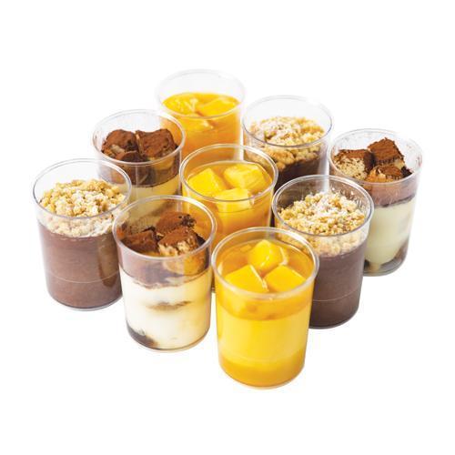 Assorted Dessert Pudding (16pcs)