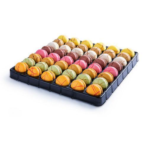 Assorted French Macaroons (36pcs)