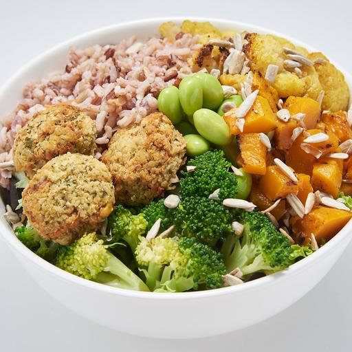 Autumn Bowl (Vegetarian)