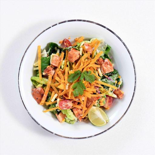 BBQ Chicken Tortilla Salad